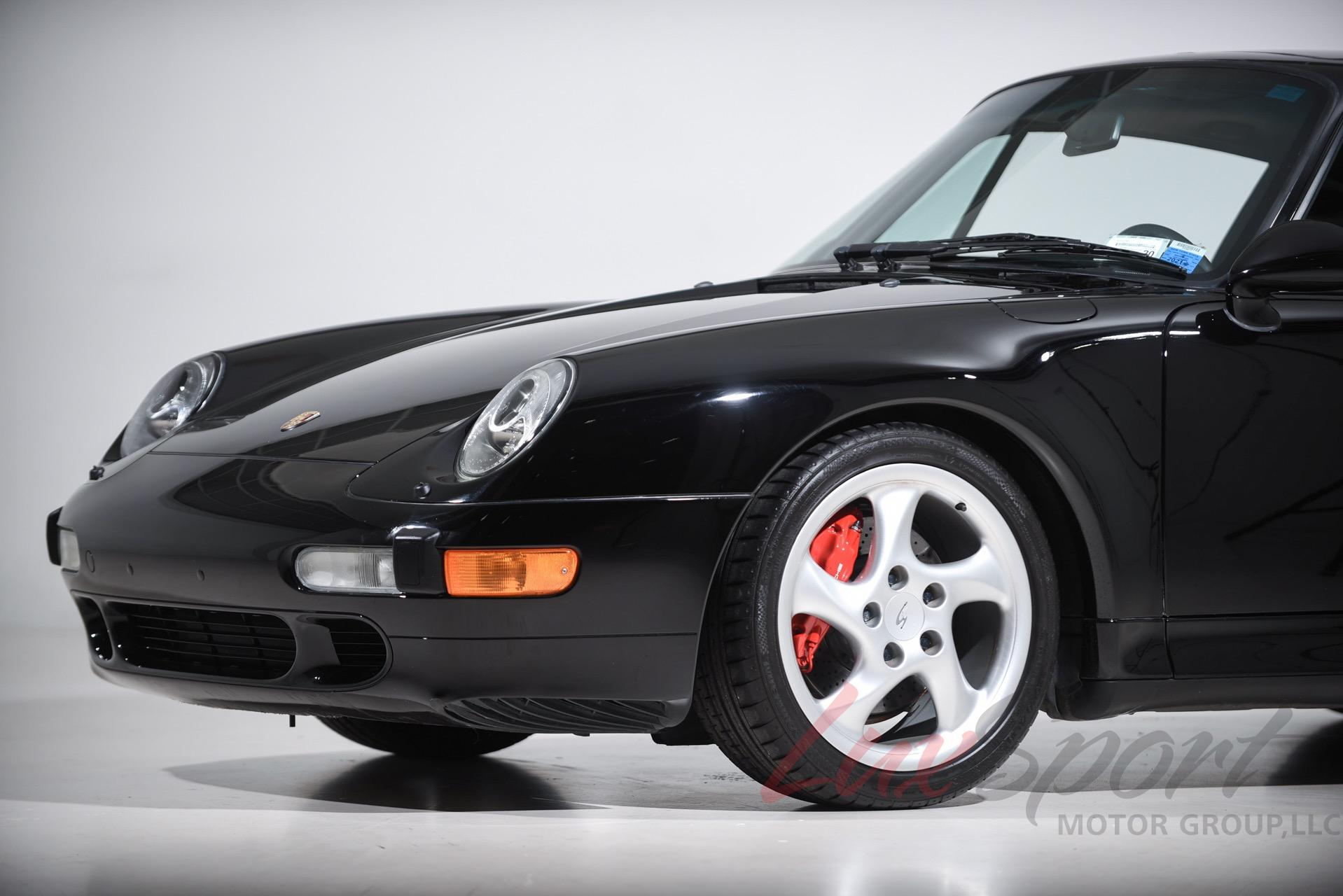 Used 1998 Porsche 993 Carrera 4S Coupe  | New Hyde Park, NY