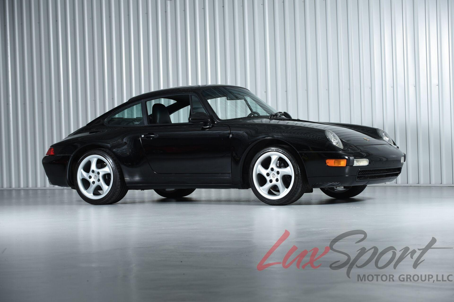Used 1997 Porsche 993 Carrera 2 Coupe  | New Hyde Park, NY