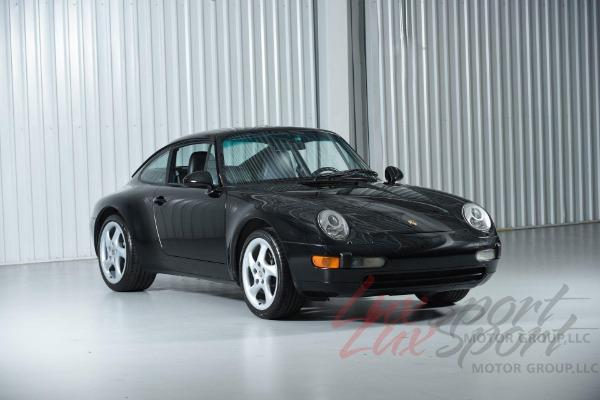Used 1997 Porsche Carrera 993 2 Door Coupe | New Hyde Park, NY