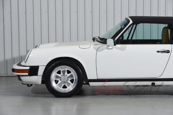 Used 1988 Porsche 911 Carrera Targa Carrera | New Hyde Park, NY