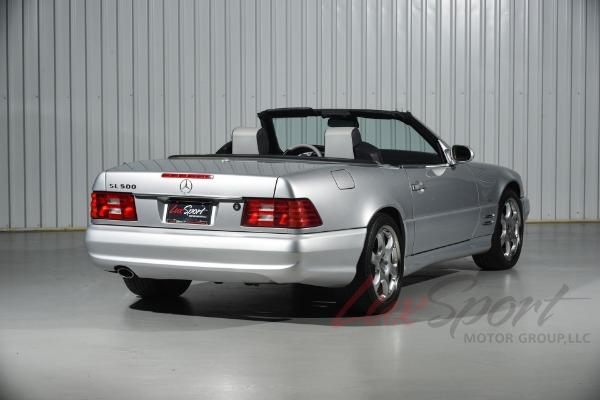 Used 2002 Mercedes-Benz SL500 Silver Arrow Edition  | New Hyde Park, NY