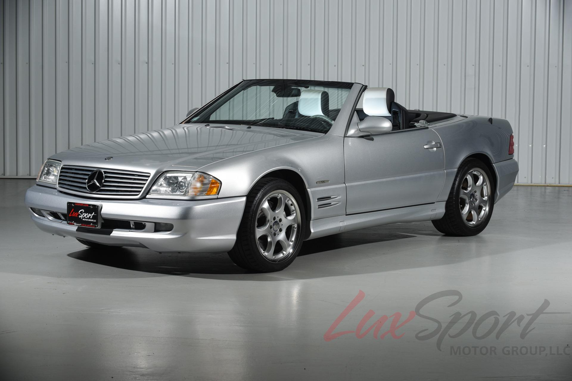 Used 2002 Mercedes-Benz SL500 Silver Arrow Edition SL 500 | New Hyde Park, NY