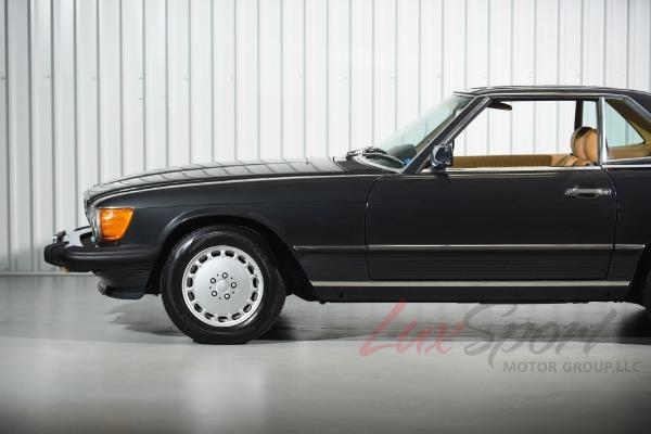 Used 1987 Mercedes-Benz 560SL Roadster  | Syosset, NY