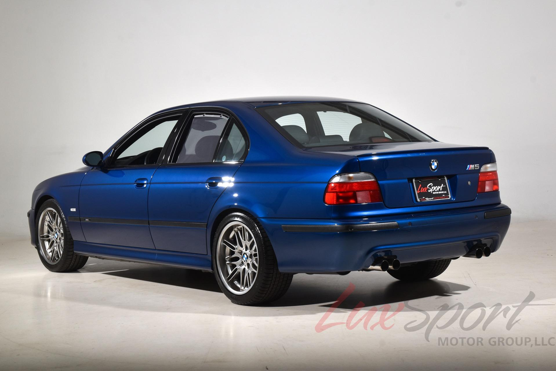 Used 2000 BMW M5 Sedan  | Syosset, NY