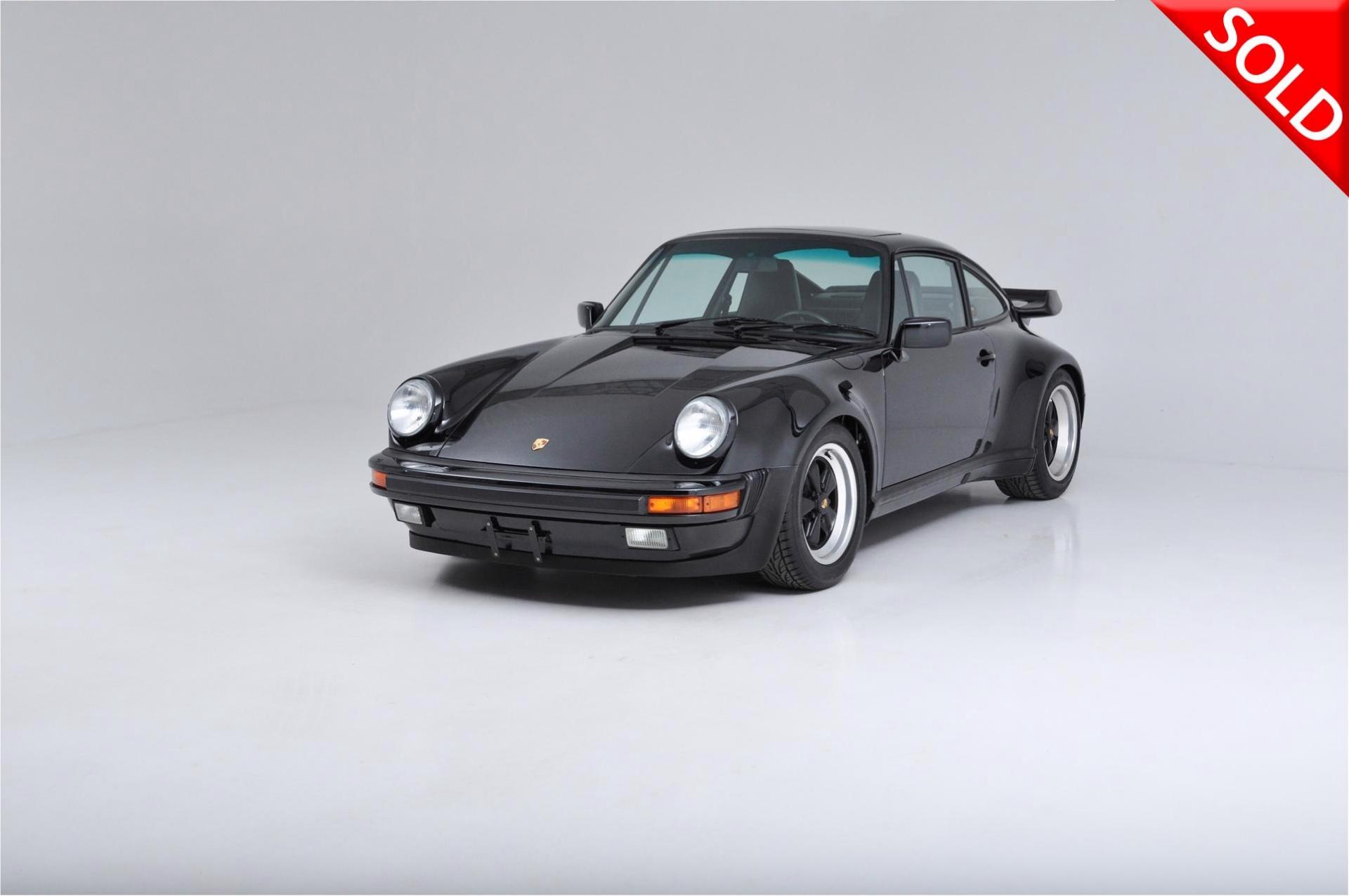 1989 Porsche 930 Turbo Carrera Stock 1989103 For Sale Near