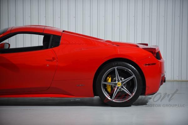 Used 2012 Ferrari 458 Spider  | Syosset, NY