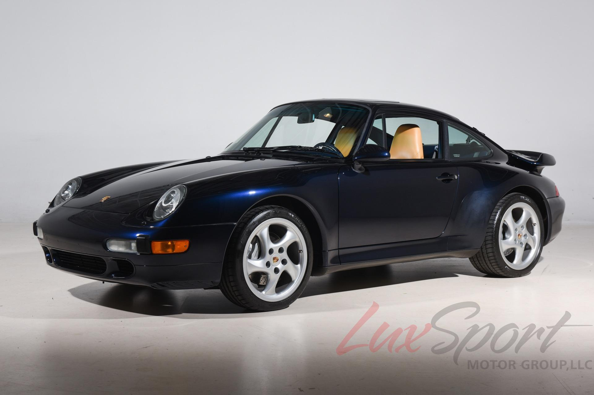 1996 Porsche 993 Twin Turbo Coupe Stock # 1996189 for sale