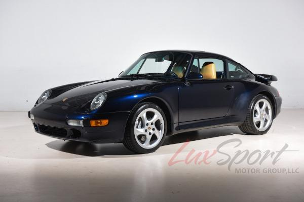 Used 1996 Porsche 993 Twin Turbo Coupe  | New Hyde Park, NY