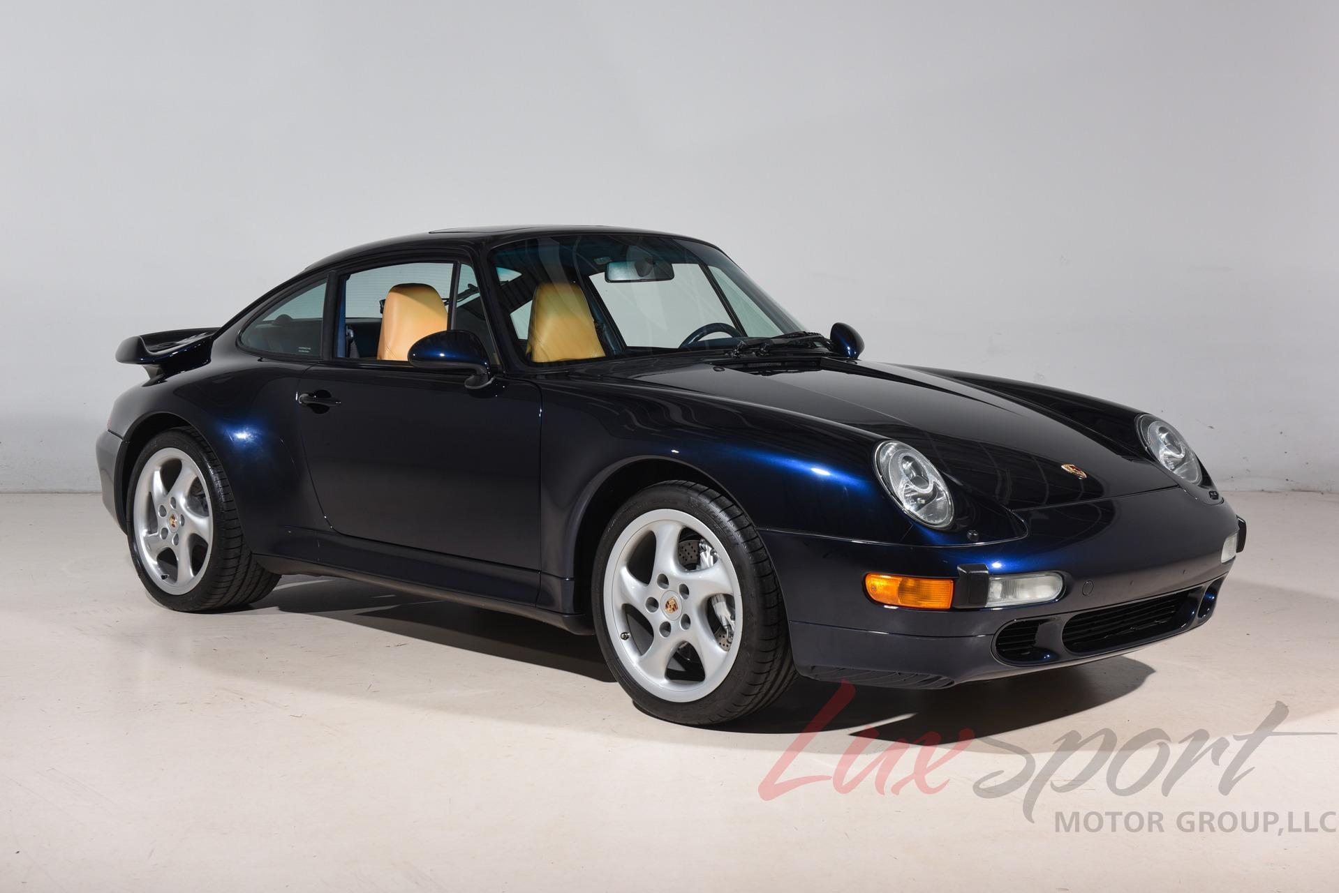 Used 1996 Porsche 993 Twin Turbo Coupe Turbo | Syosset, NY