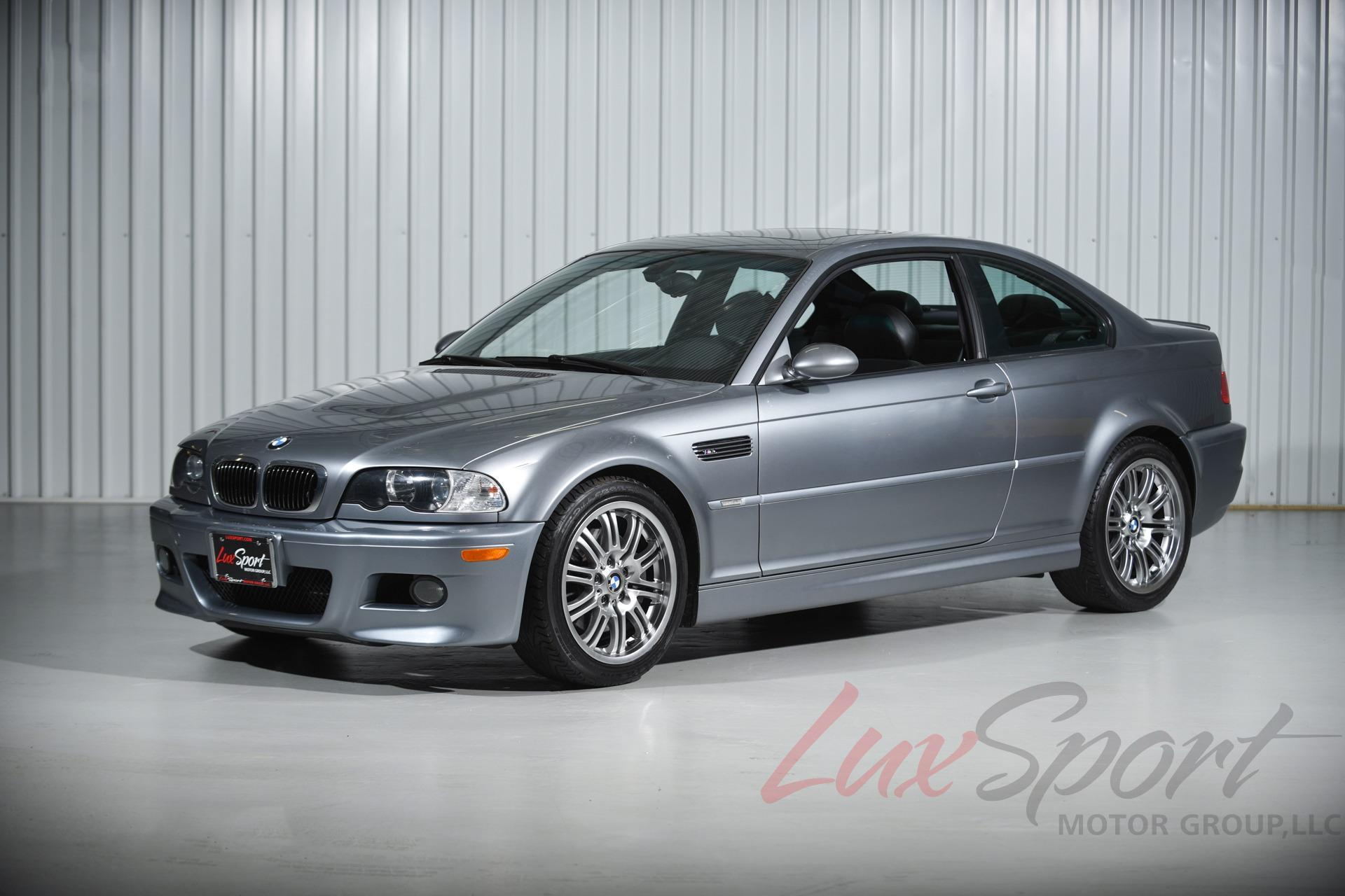 BMW E46 M3 >> 2004 Bmw E46 M3 Coupe Stock 2004125 For Sale Near Syosset