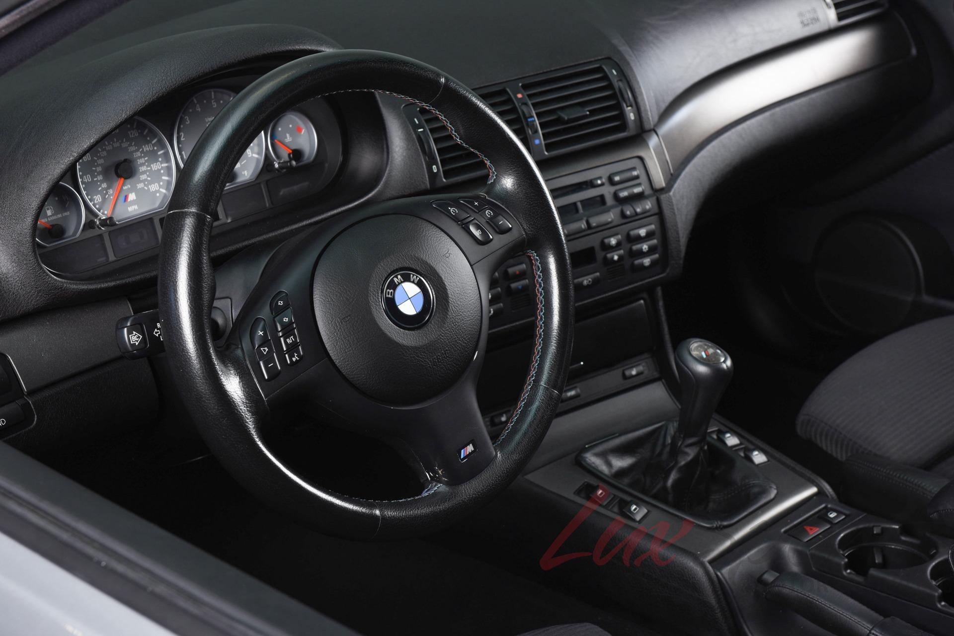 2004 Bmw E46 M3 Coupe Stock 2004125 For Sale Near Syosset Ny Ny Bmw Dealer