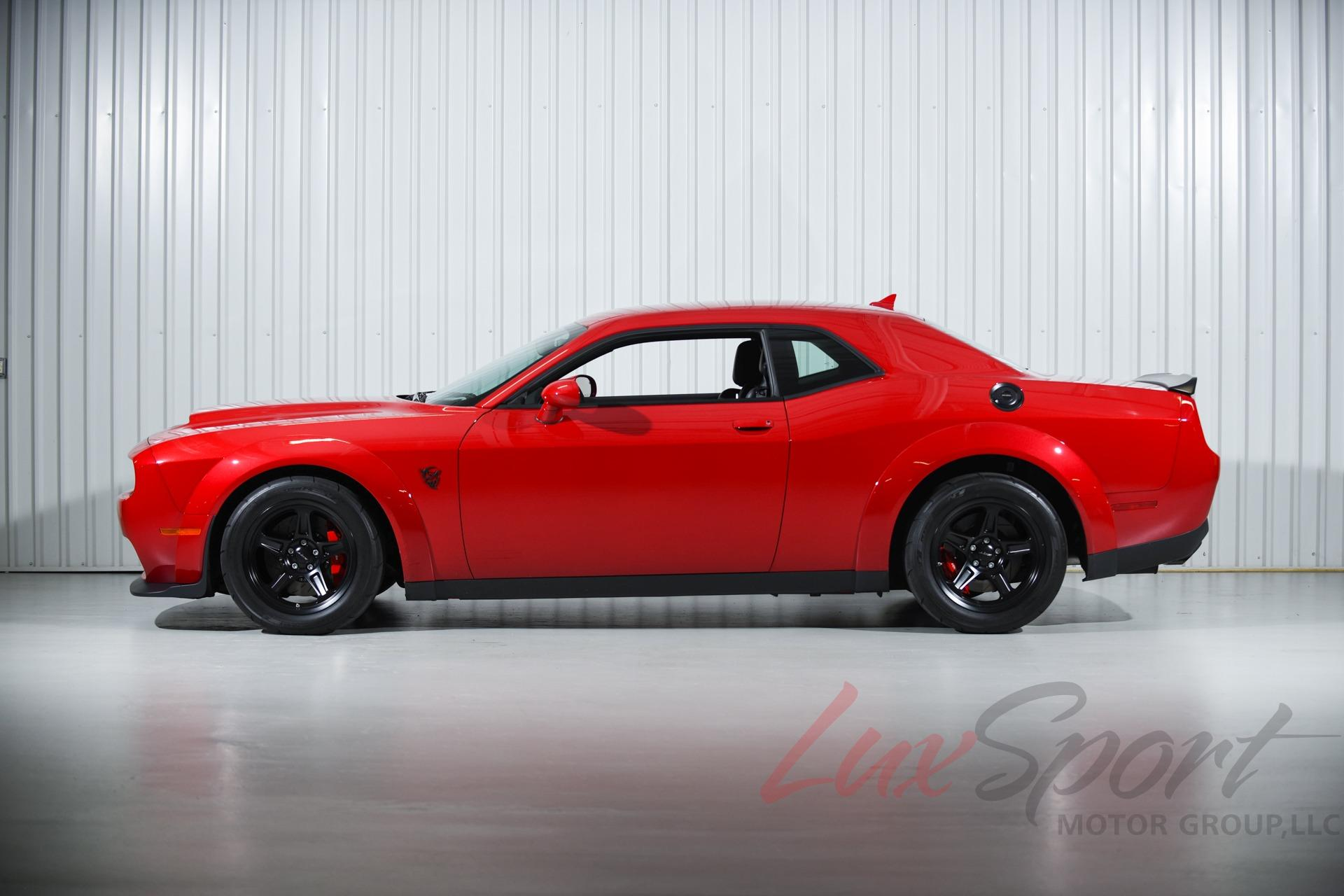 Used 2018 Dodge Challenger SRT Demon  | Syosset, NY
