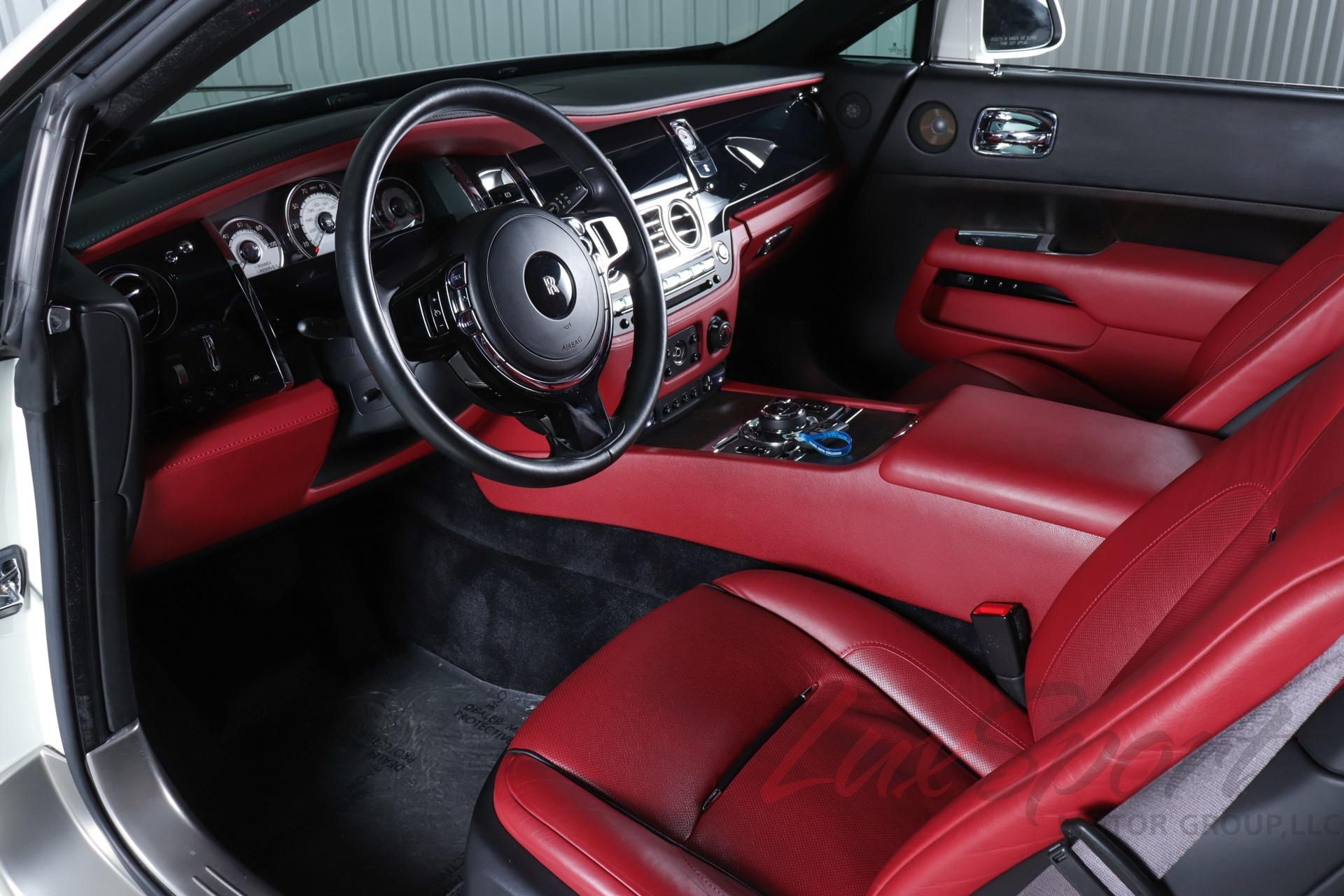 Used 2015 Rolls-Royce Wraith  | New Hyde Park, NY