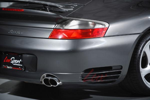 Used 2003 Porsche 996 Twin Turbo Coupe Turbo | New Hyde Park, NY