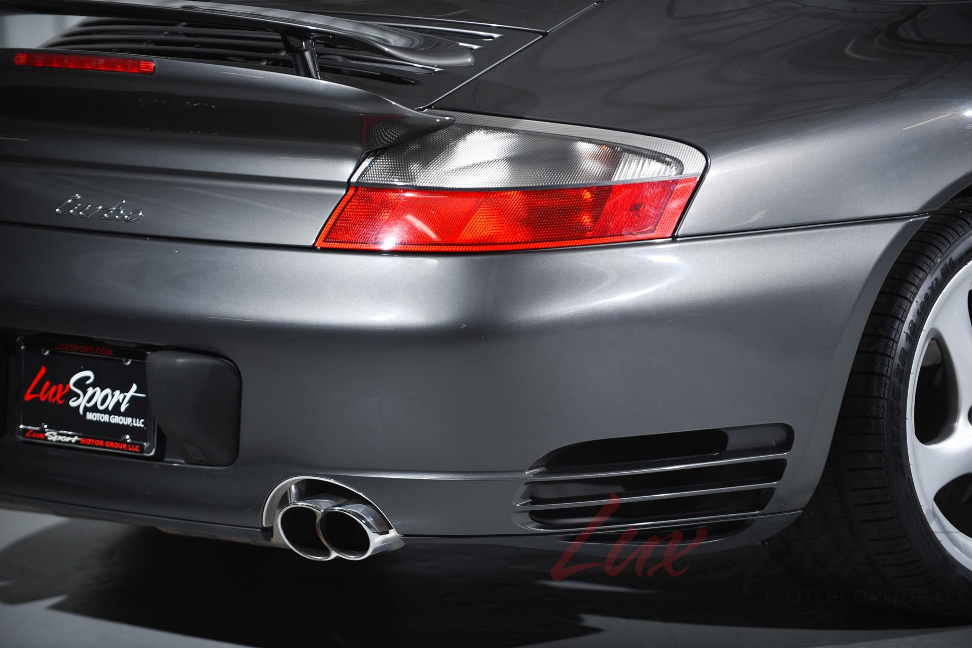 Used 2003 Porsche 996 Twin Turbo Coupe  | New Hyde Park, NY