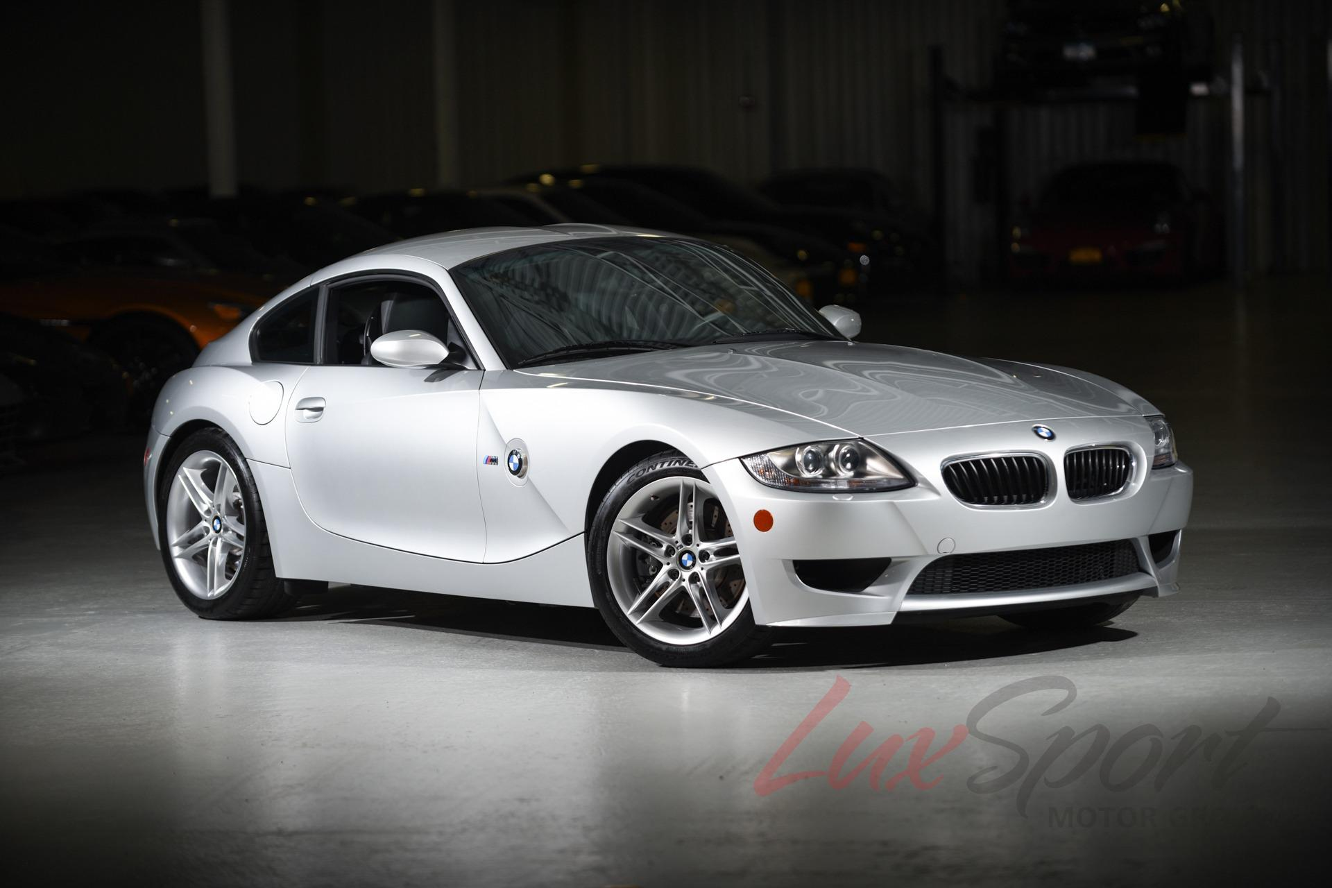Used 2006 BMW Z4 M Coupe  | New Hyde Park, NY