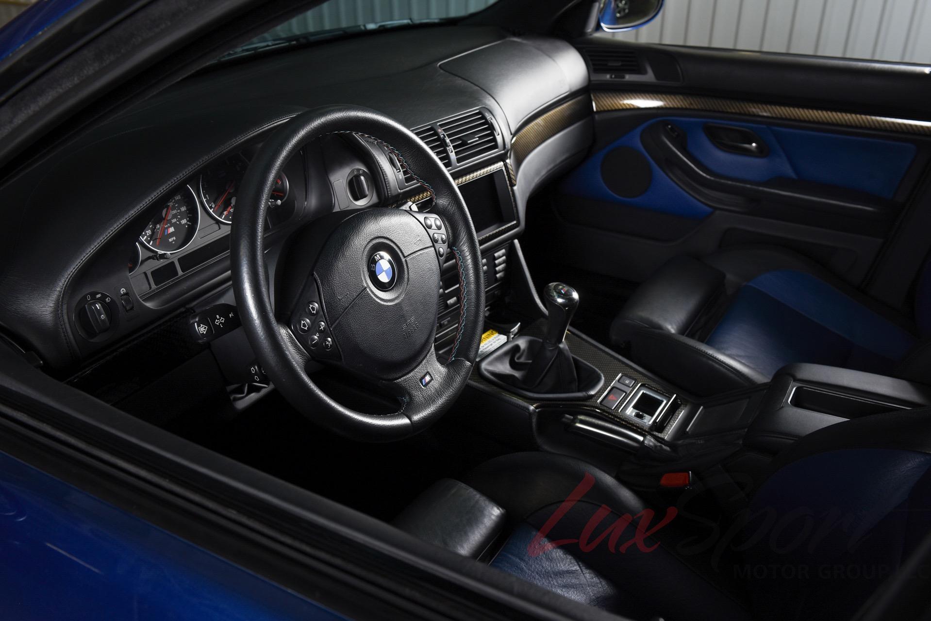 Used 2000 BMW M5 Sedan  | Syosset, NY