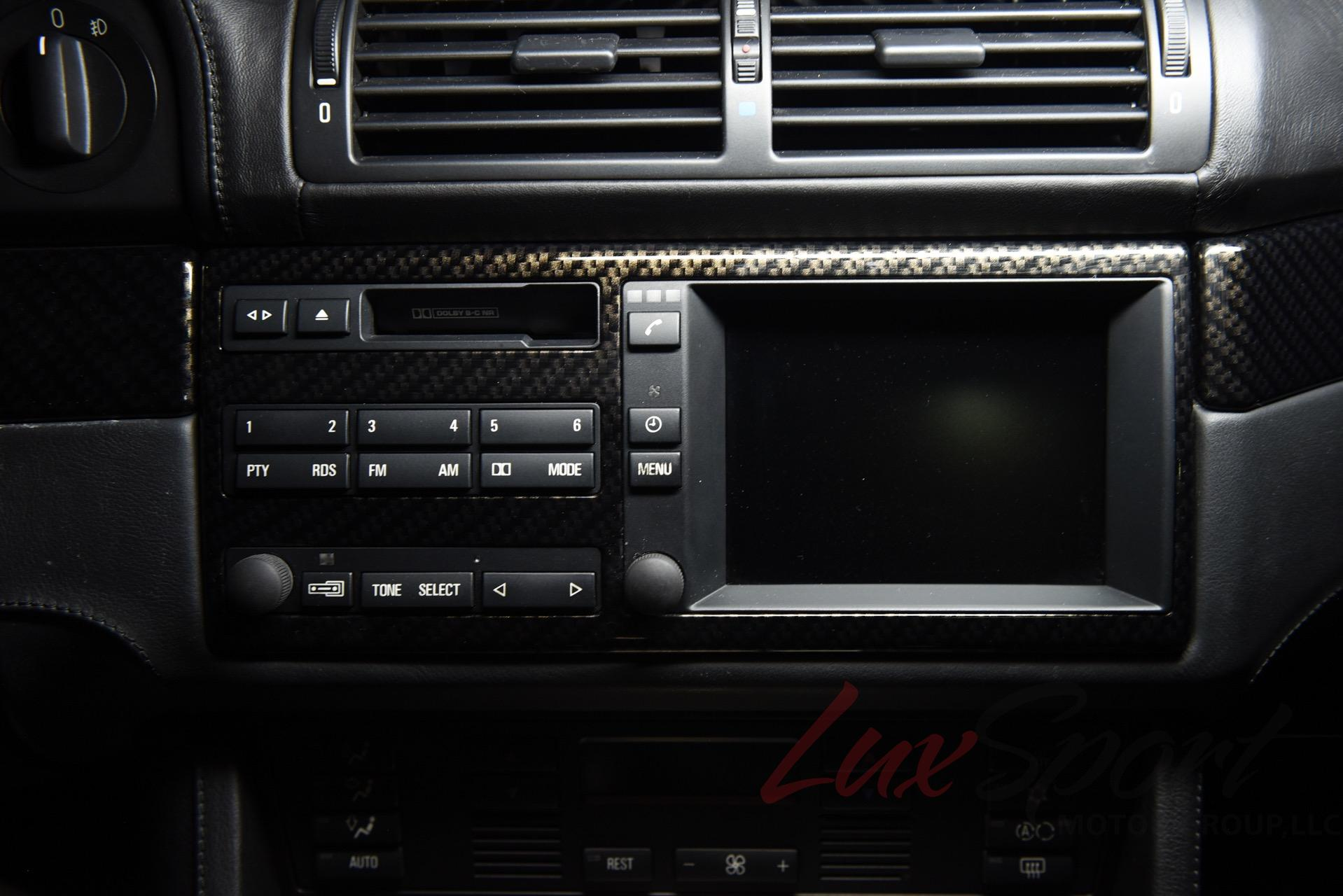 Audio System Bmw Professional 2000