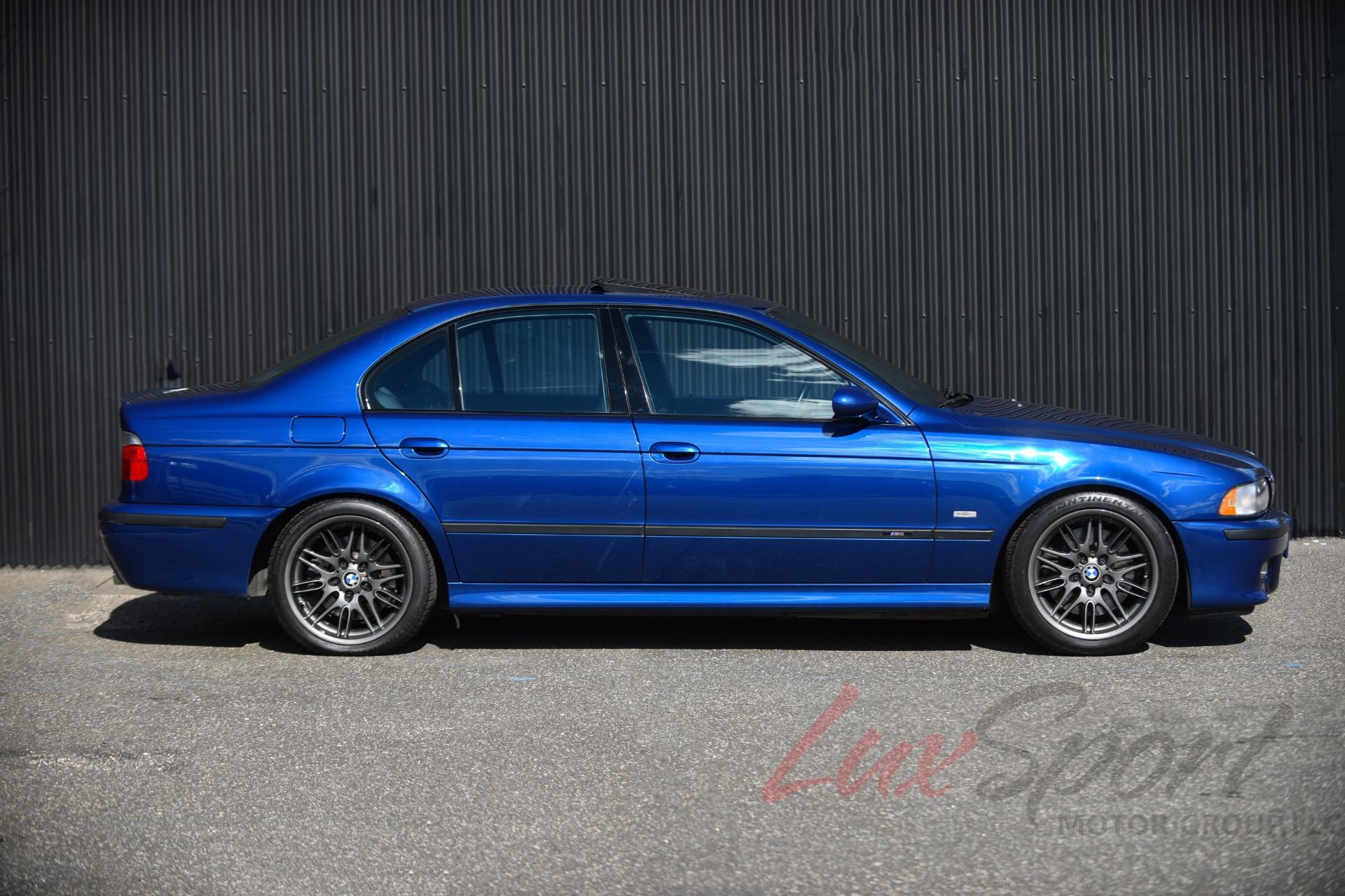 Used 2000 BMW M5 Sedan    Syosset, NY