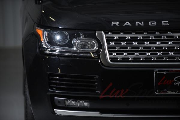 Used 2016 Land Rover Range Rover Supercharged  | Syosset, NY