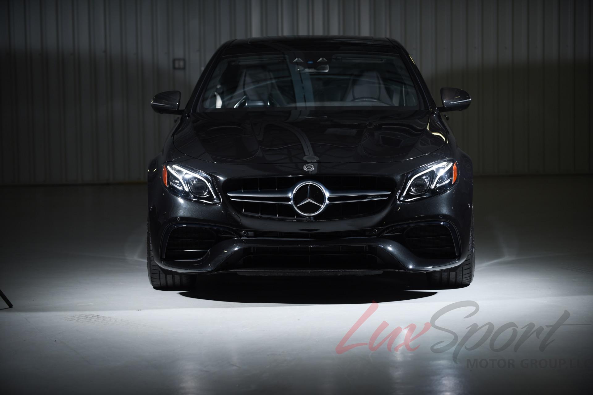 Used 2018 Mercedes-Benz E63S AMG Sedan AMG E 63 S | Syosset, NY