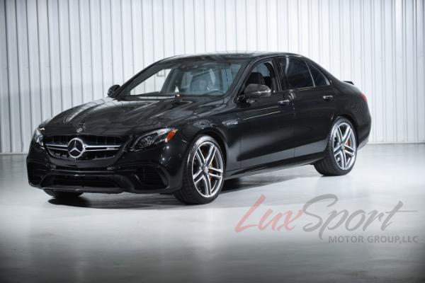 Used 2018 Mercedes-Benz E63S AMG Sedan  | Syosset, NY