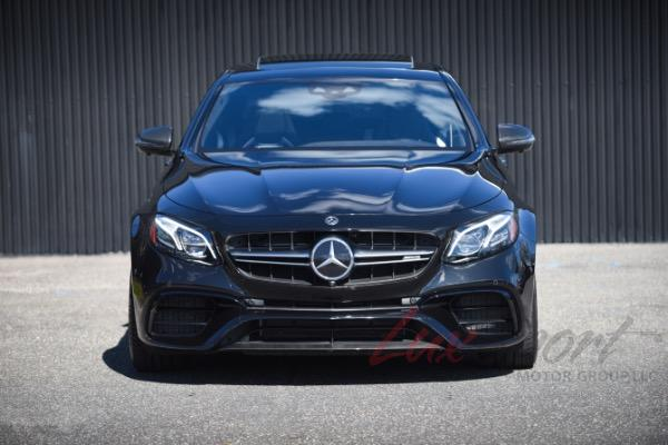 Used 2018 Mercedes-Benz E63S AMG Sedan AMG E 63 S | Syosset, NY