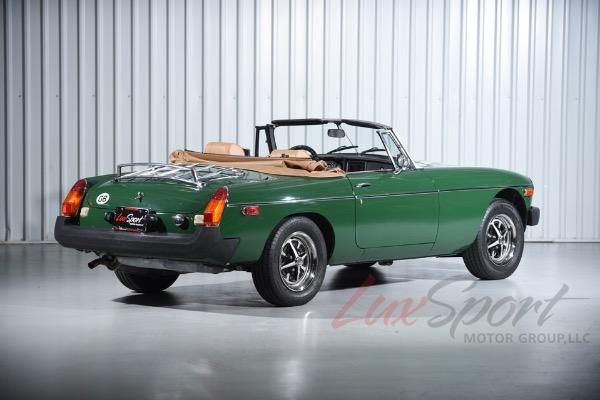 Used 1977 MG B Convertible | New Hyde Park, NY