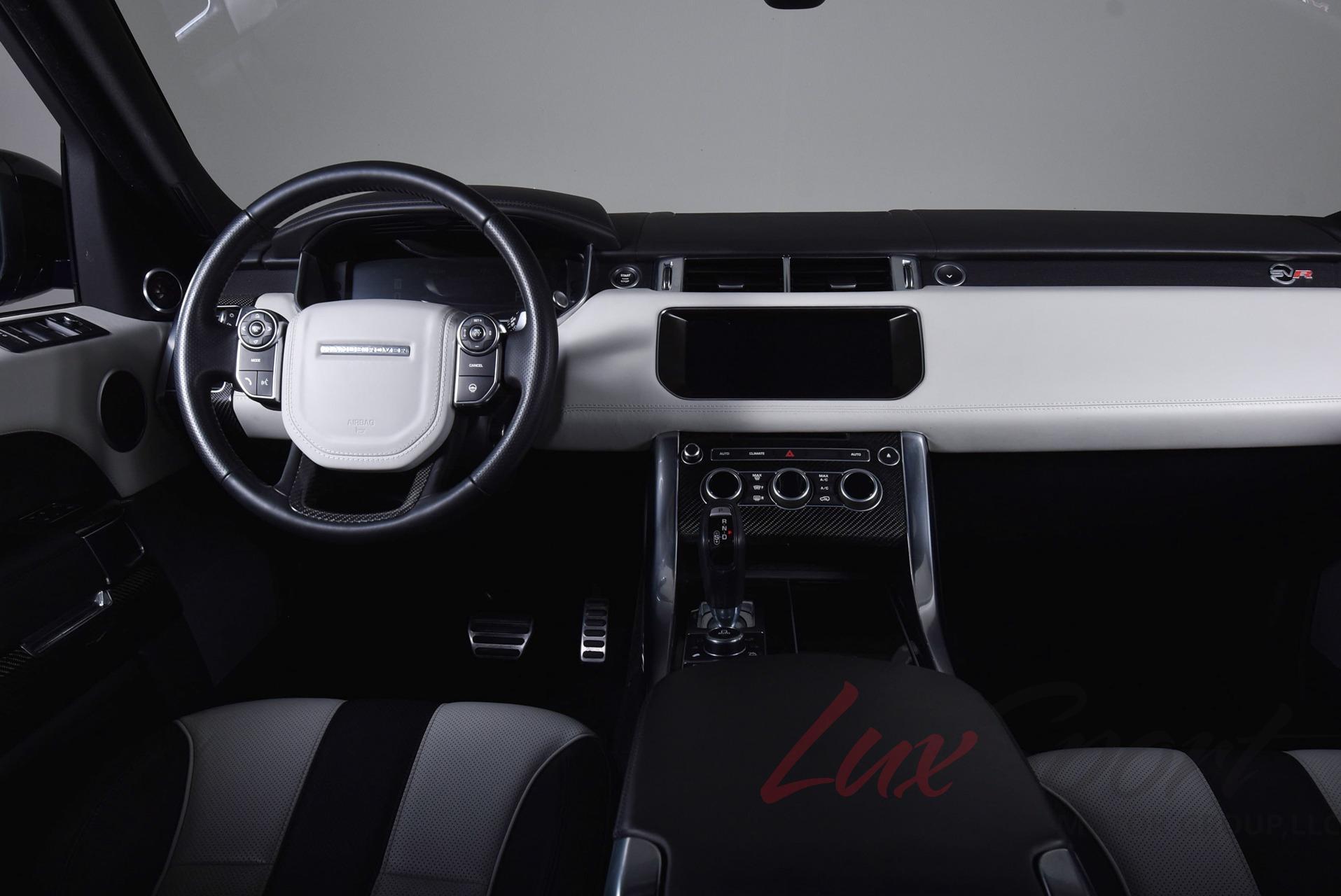 Used 2017 Land Rover Range Rover Sport SVR | Syosset, NY