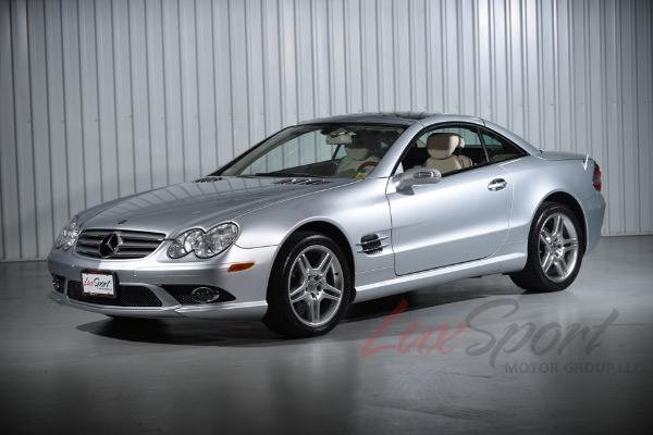 Used 2007 Mercedes-Benz SL550  | New Hyde Park, NY