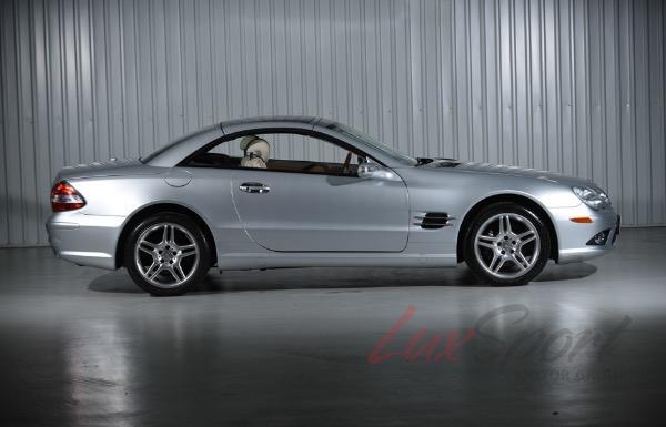 Used 2007 Mercedes-Benz SL550  | Syosset, NY