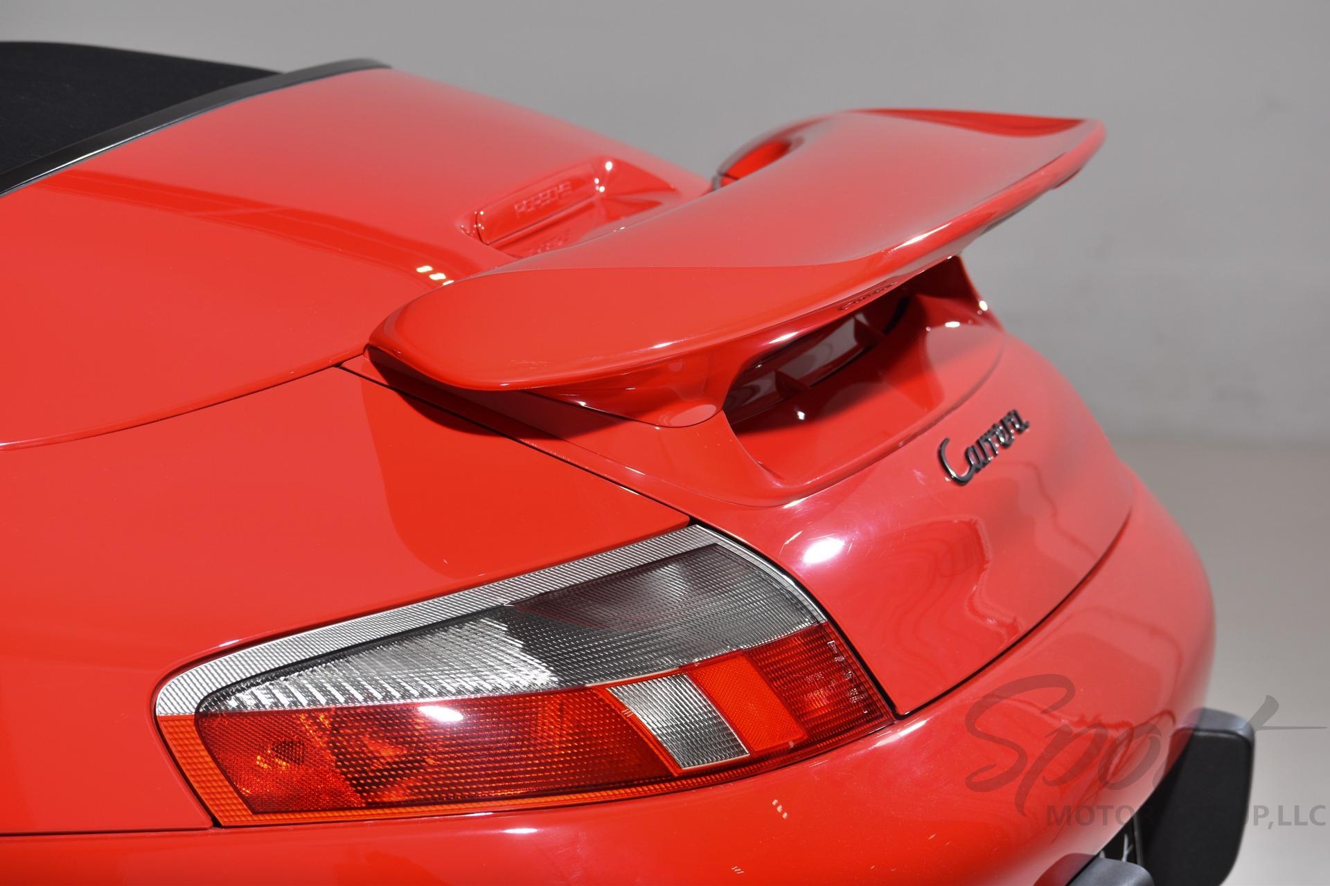 Used 2001 Porsche 911 Carrera Cabriolet  | Syosset, NY