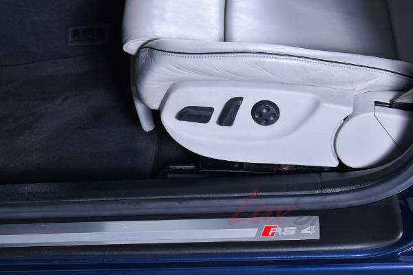 Used 2008 Audi RS 4  | Syosset, NY