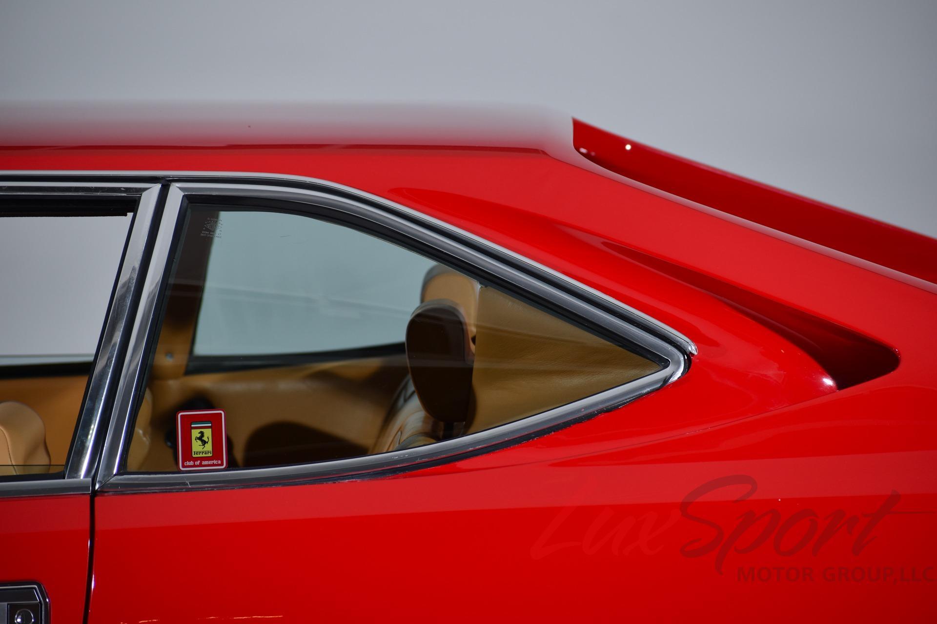 Used 1975 Ferrari Dino 308GT4 Coupe | Syosset, NY
