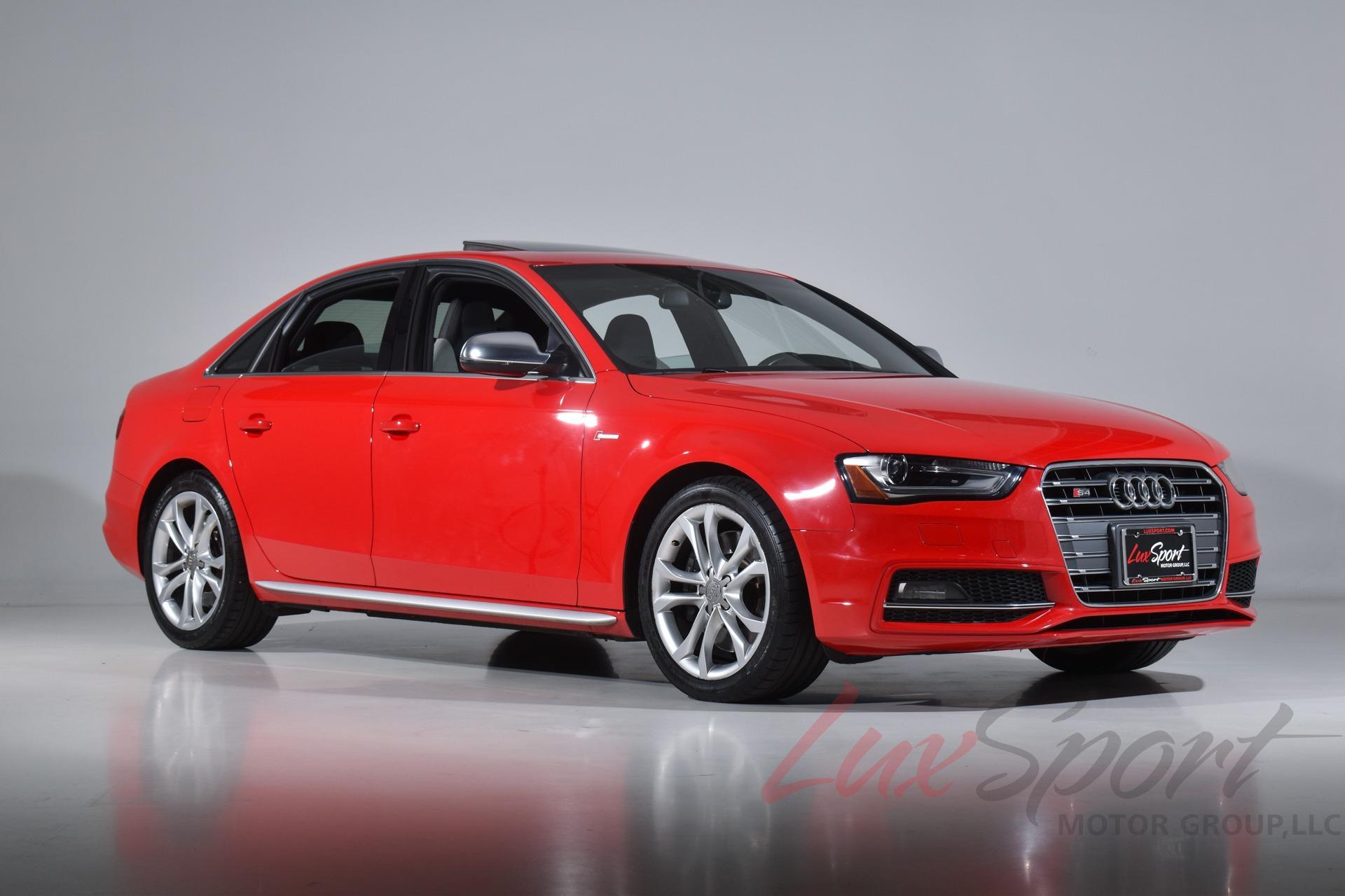 Used 2015 Audi S4 3.0 T Quattro Premium Plus    Syosset, NY