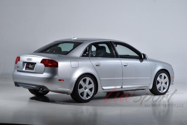 Used 2005 Audi S4 Quattro Sedan  | Syosset, NY