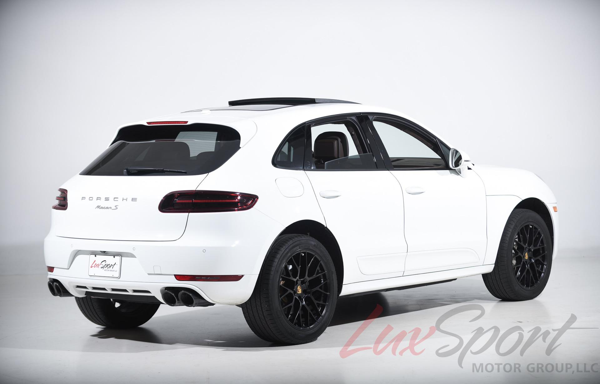 2016 Porsche Macan S Stock 2016110 For Sale Near Syosset