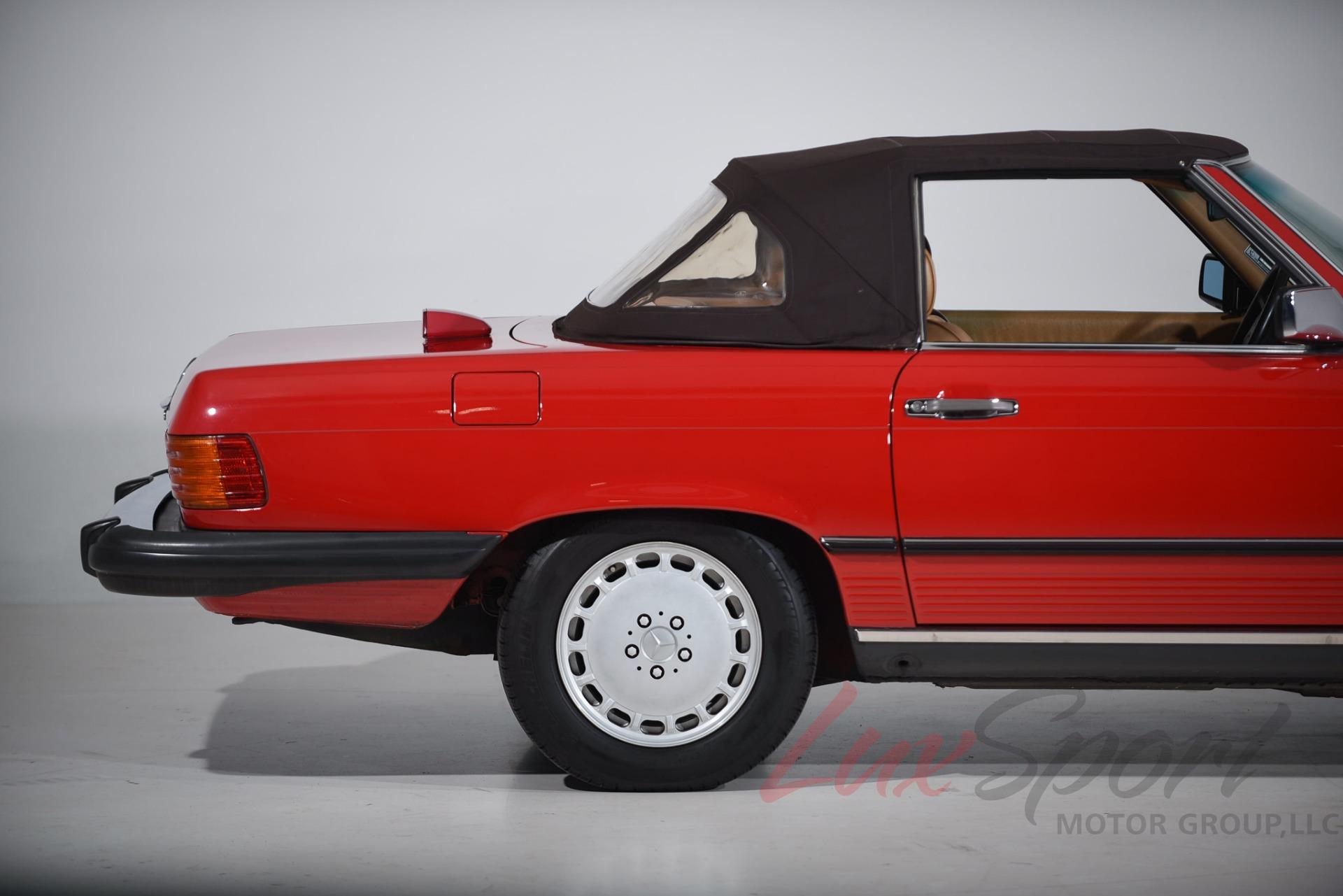 Used 1987 Mercedes-Benz 560SL Convertible | Syosset, NY