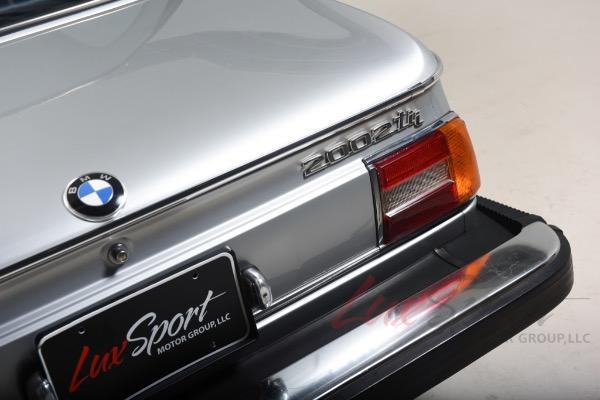 Used 1974 BMW 2002 TIi  | Syosset, NY