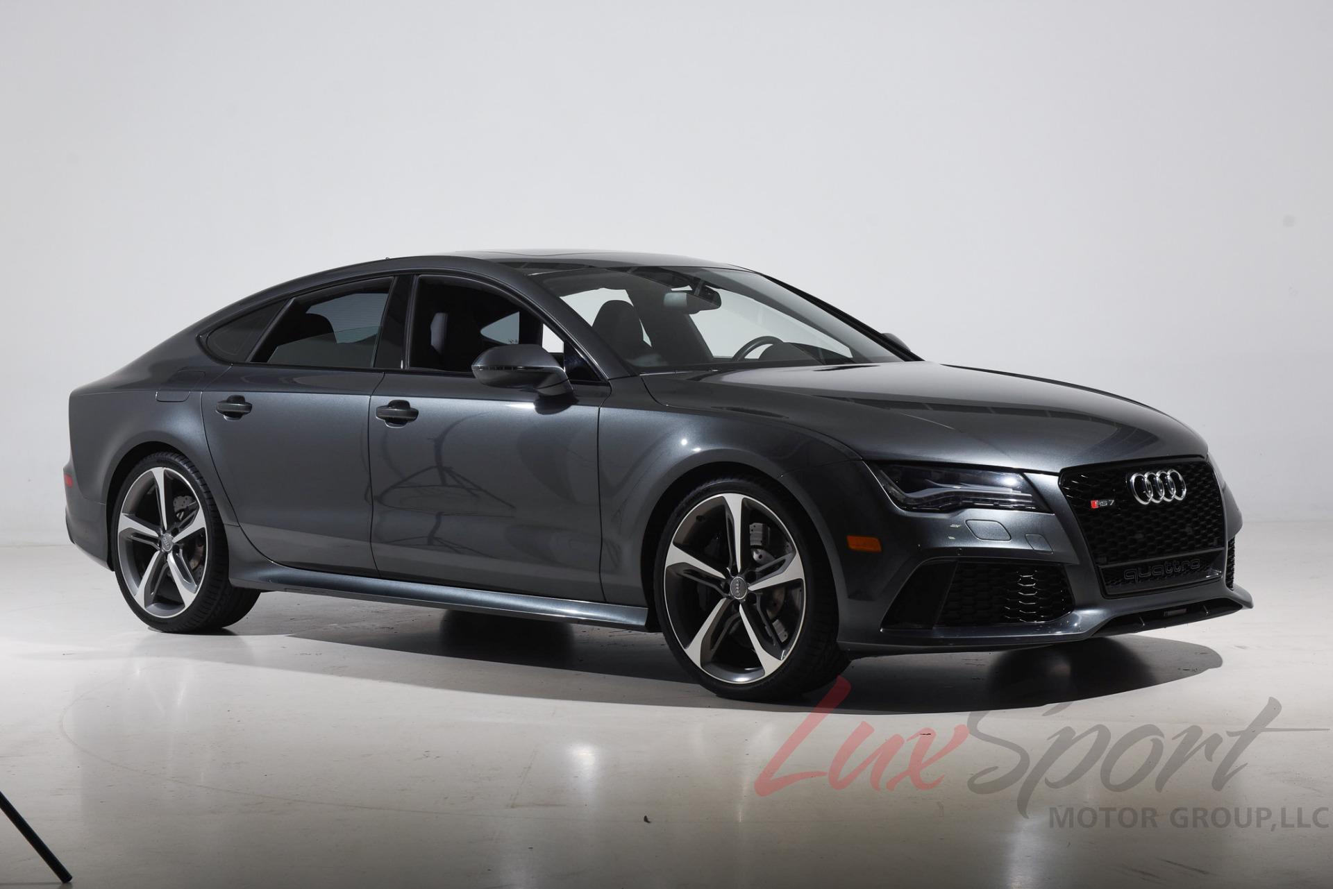 Used 2014 Audi RS 7 4.0T quattro Prestige | Syosset, NY