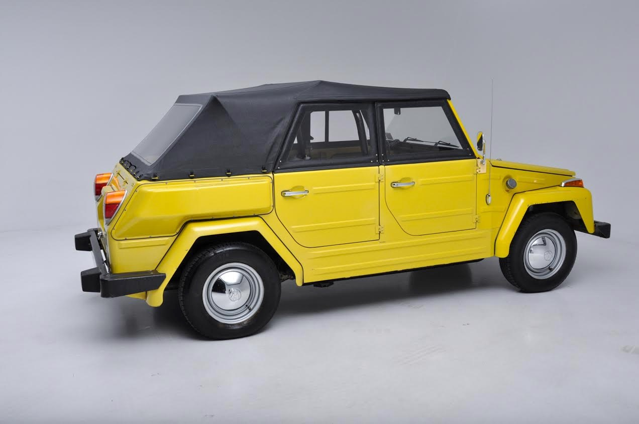 1974 Volkswagen Thing Stock 197401 For Sale Near New