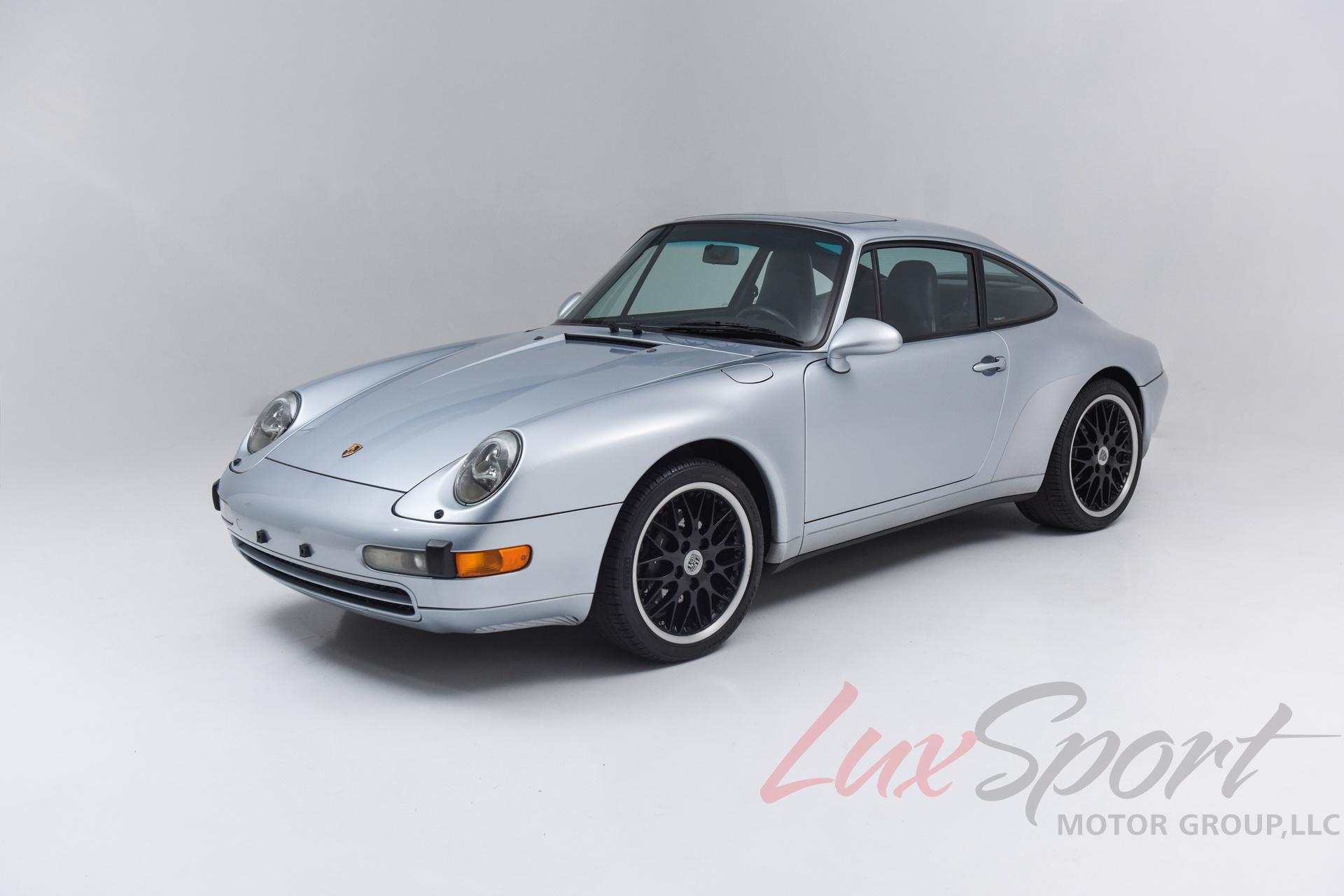 1995 Porsche 993 Carrera 2
