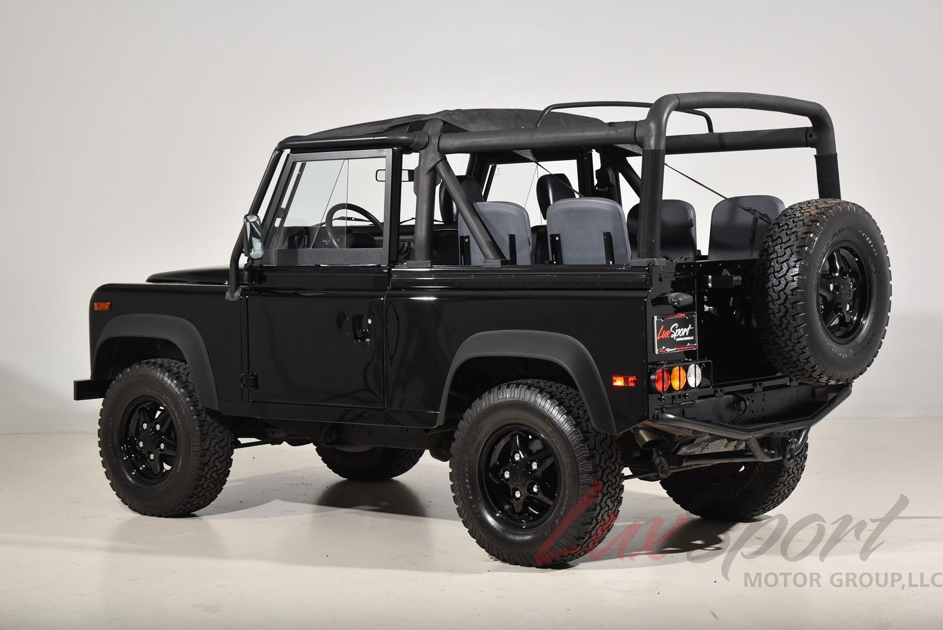 Used 1995 Land Rover Defender 90 | Syosset, NY
