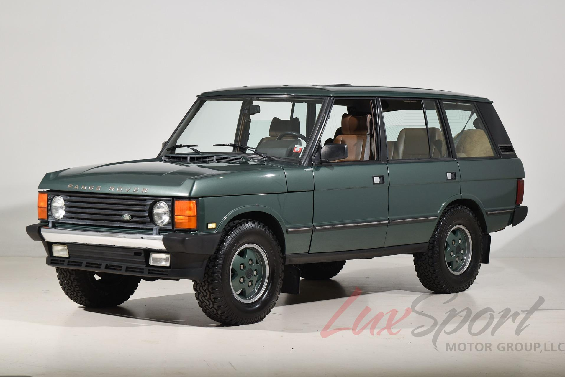 Used 1993 Land Rover Range Rover Country LWB | Syosset, NY