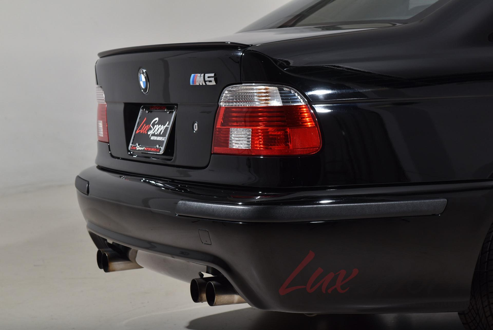Used 2001 BMW M5 Base | Syosset, NY