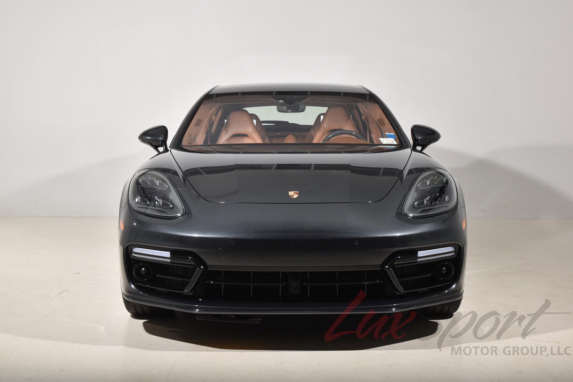 Used 2018 Porsche Panamera Turbo Sport Turismo | Syosset, NY