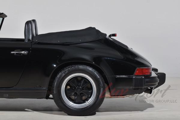 Used 1987 Porsche 911 Carrera | Syosset, NY