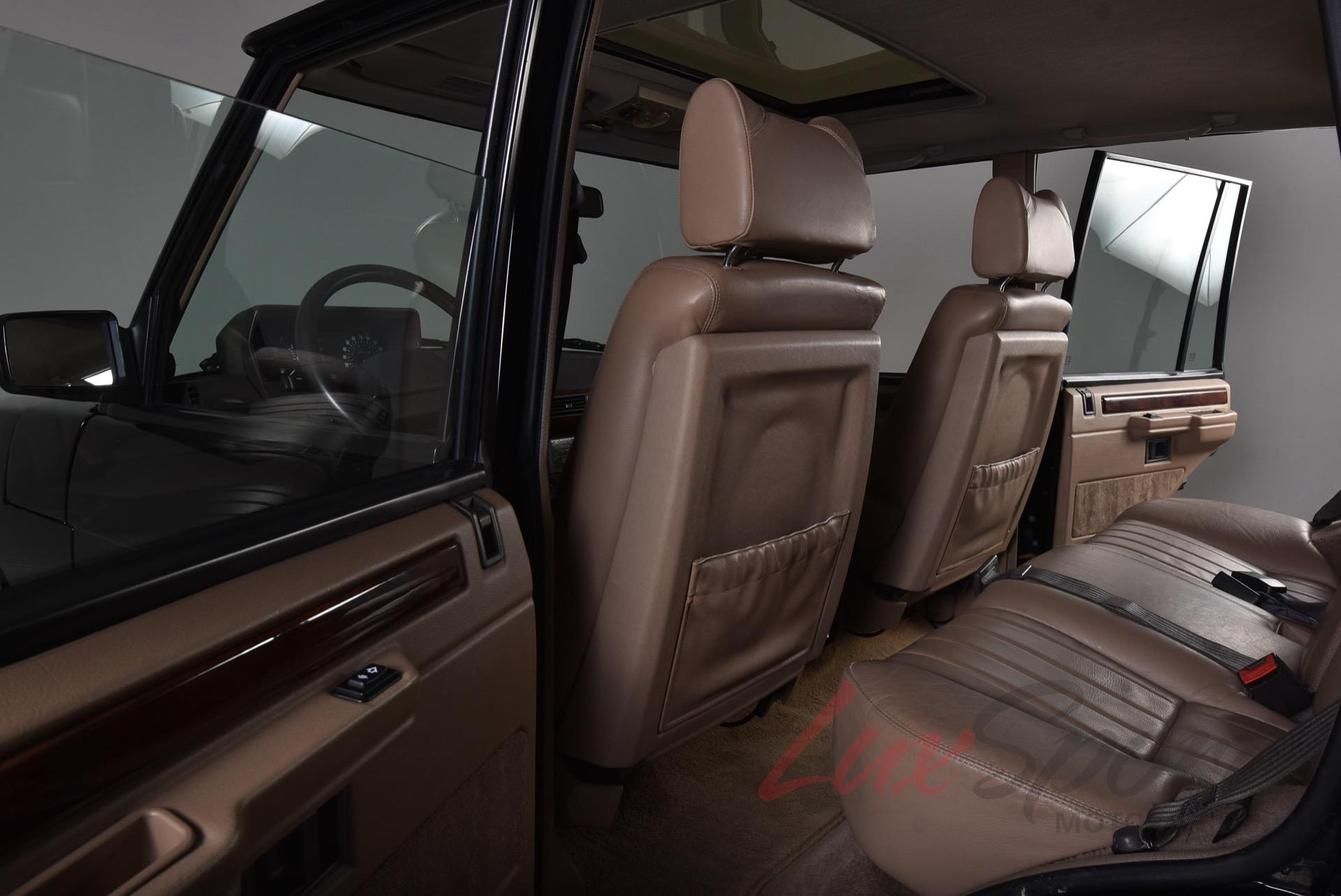 Used 1993 Land Rover Range Rover County   Syosset, NY