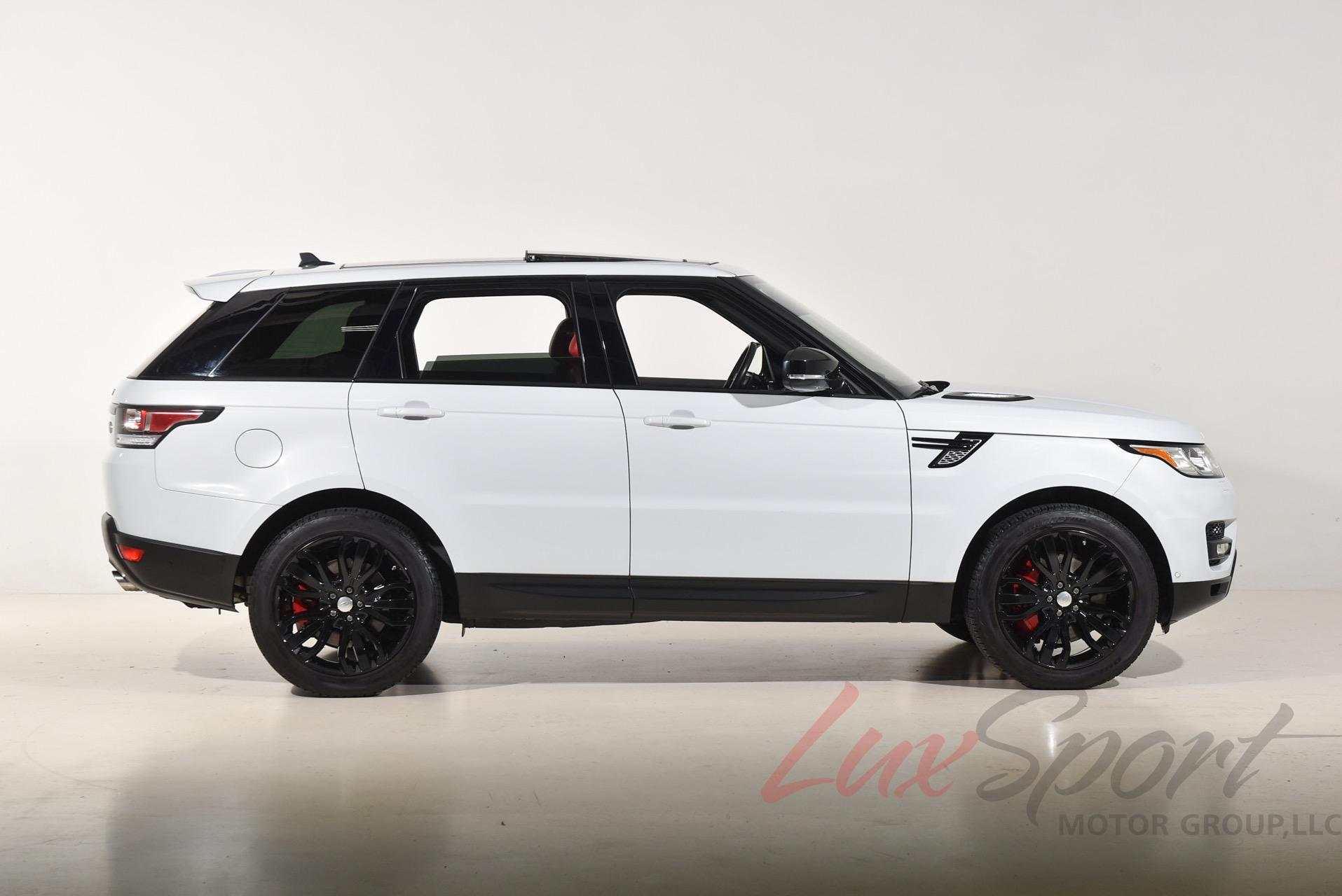 Used 2016 Land Rover Range Rover Sport Supercharged | Syosset, NY
