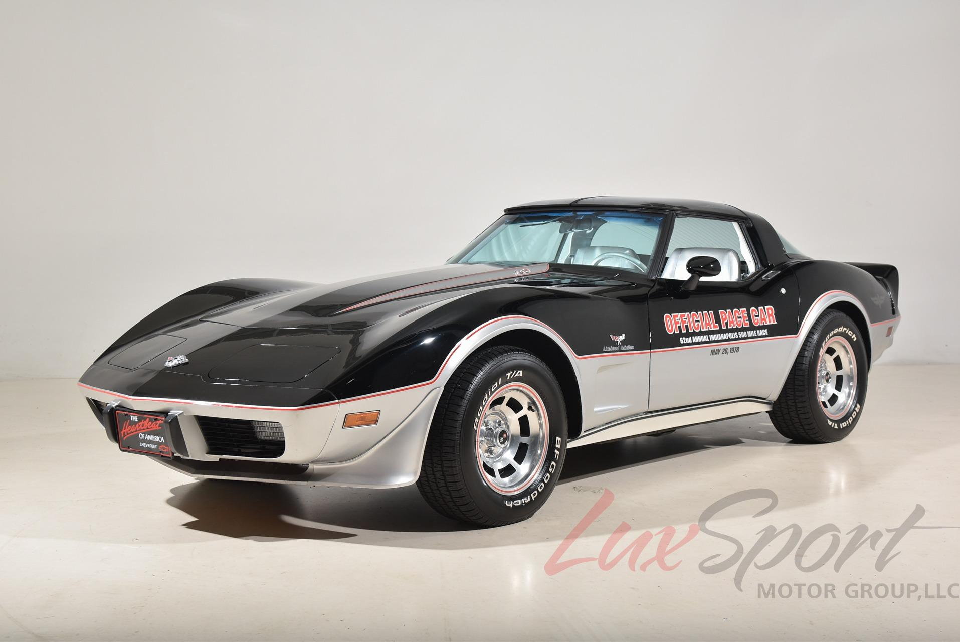 Used 1978 Chevrolet Corvette Indianapolis 500 Official Pace Car | Syosset, NY
